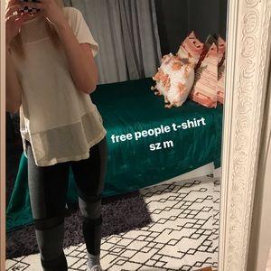 Free people t-shirt